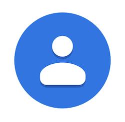 Google純正アプリ『連絡帳』