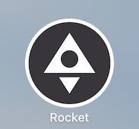 フリーソフト「Rocket」
