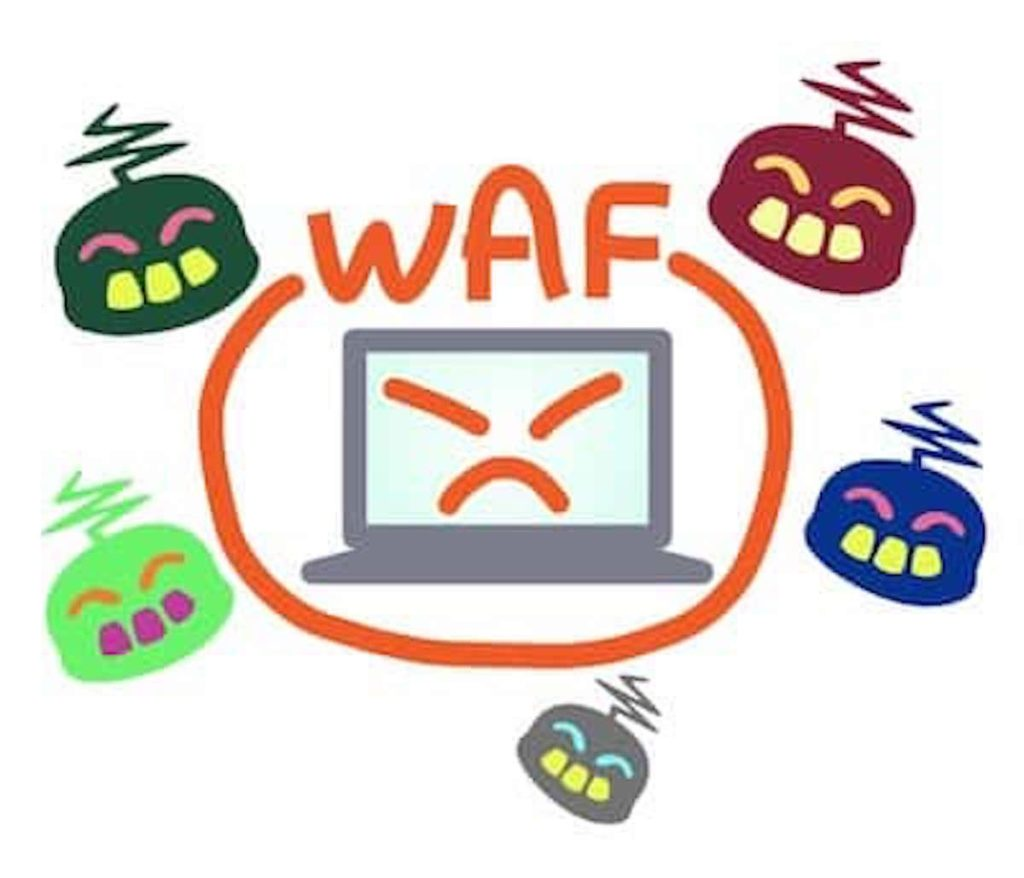 ブログをWAF設定で防御
