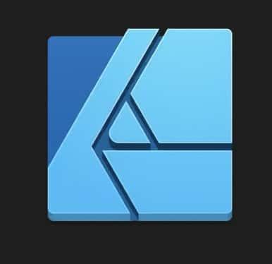 アプリ『Affinity Desiner』