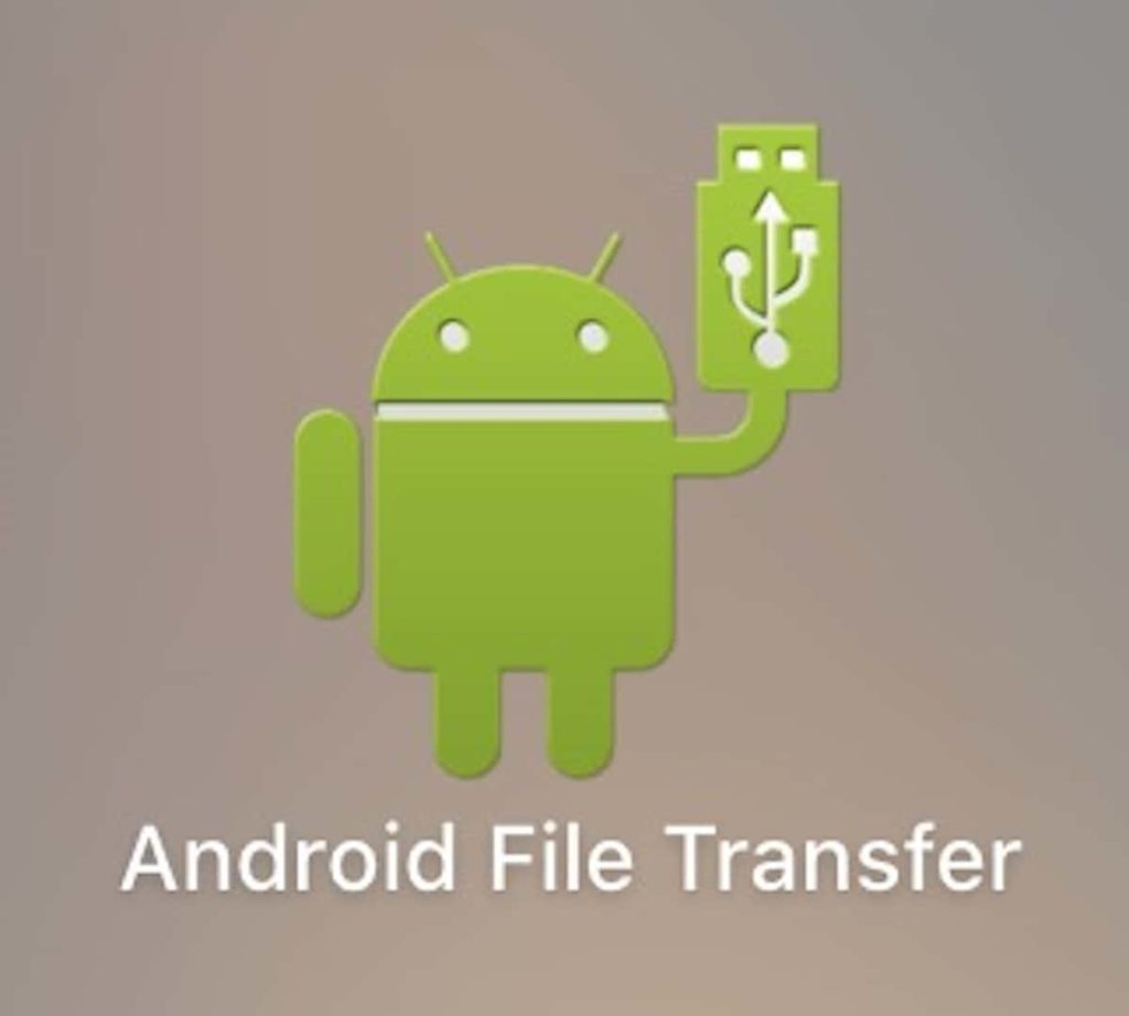 フリーソフト『Android File Transfer』