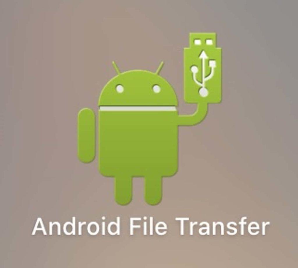 フリーソフト『Android File Transfer』