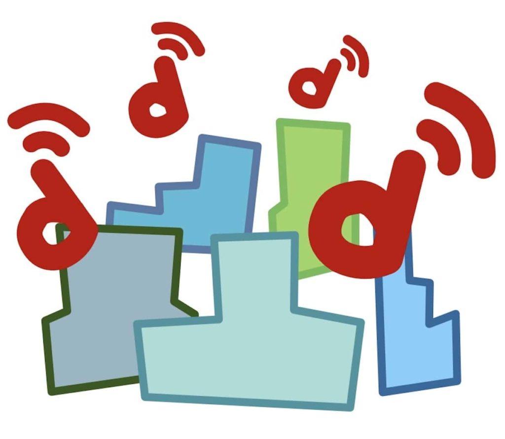 誰でも利用できる『d Wi-Fi』